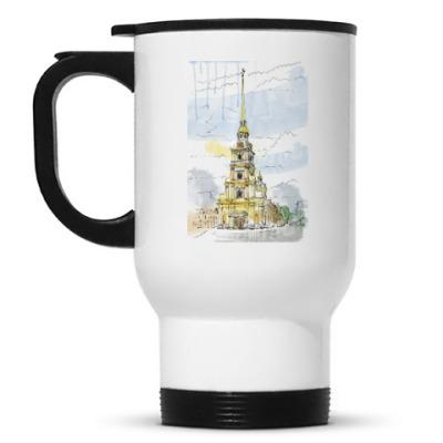 Кружка-термос Петропавловская крепость