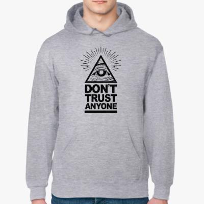 Толстовка худи Don't Trust Anyone