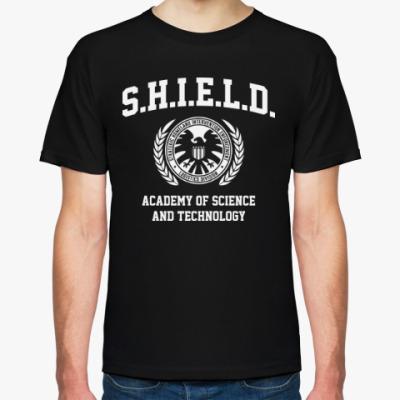 Футболка S.H.I.E.l.D. Academy