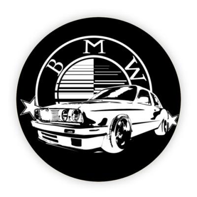 Костер (подставка под кружку) BMW