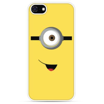 Чехол для iPhone Миньон/minion
