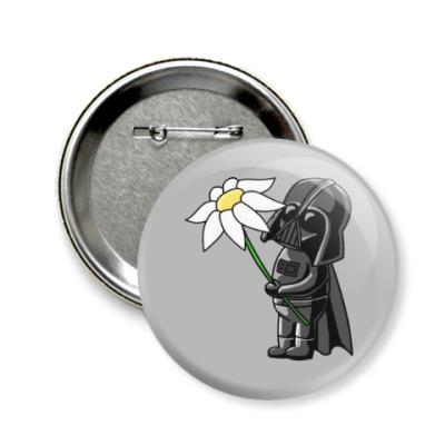 Значок 58мм Star Wars: Darth Vader