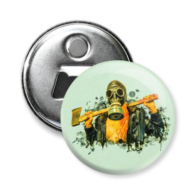 Магнит-открывашка Zombie Killer