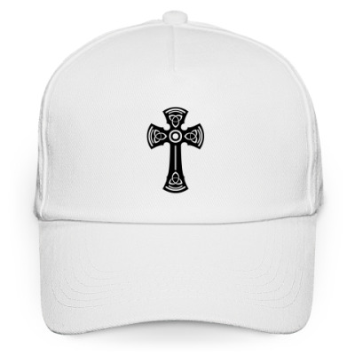 Кепка бейсболка Крест тамплиера