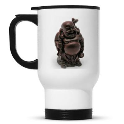 Кружка-термос Ценителям чая)