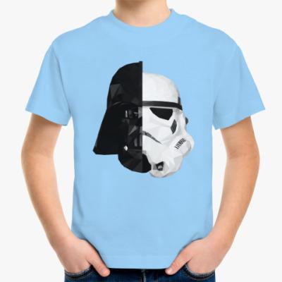 Детская футболка Star Wars: Вейдер и Штурмовик