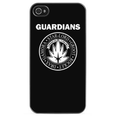 Чехол для iPhone Guardians of the Galaxy