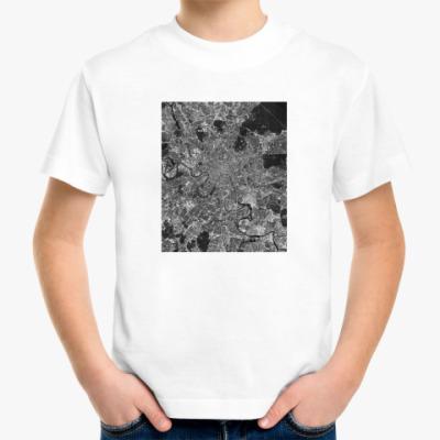Детская футболка Это Москва