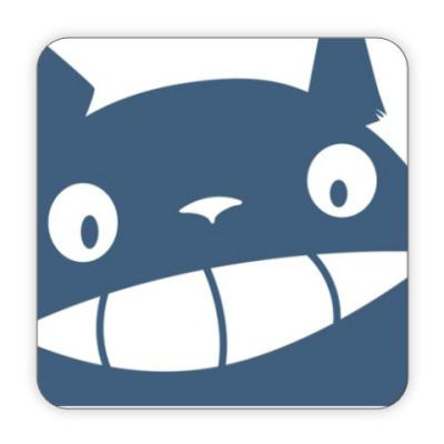 Костер (подставка под кружку) My neighbor Totoro