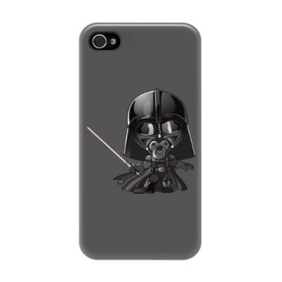 Чехол для iPhone 4/4s Star Wars: Darth Vader