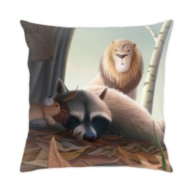 Похищение спящего енота