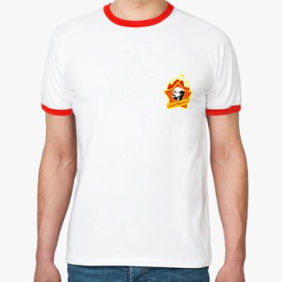 Футболка Ringer-T   ()