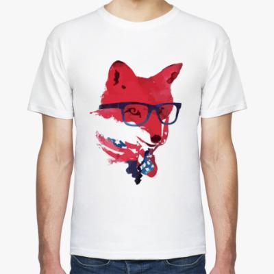 Футболка Red American Fox