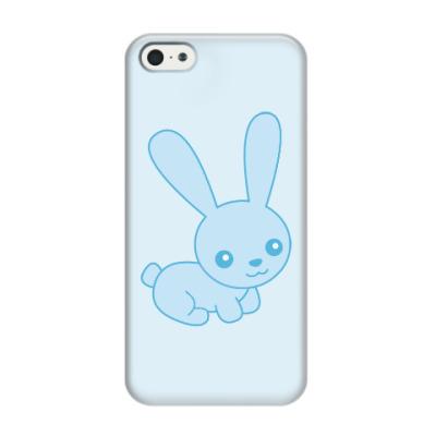 Чехол для iPhone 5/5s Зайка