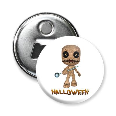 Магнит-открывашка Хеллоуин