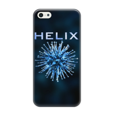 Чехол для iPhone 5/5s Helix