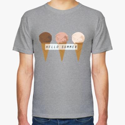 Футболка Ice Cream