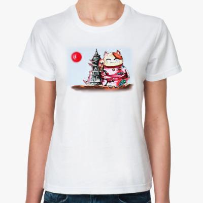 Классическая футболка Удача