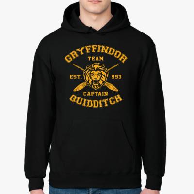 Толстовка худи Gryffindor Quidditch Team