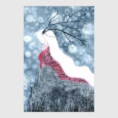 Постер Зима