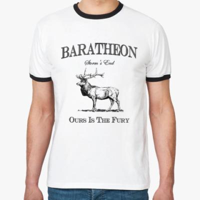 Футболка Ringer-T Baratheon
