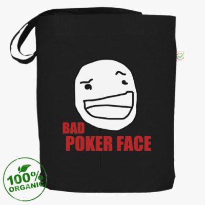Сумка Bad Poker Face