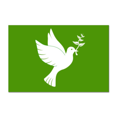 Наклейка (стикер)  Мир Ливии 12х8 см