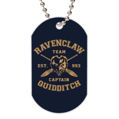 Жетон dog-tag Ravenclaw Quidditch Team