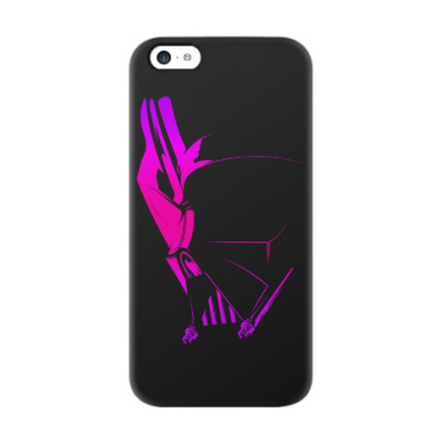 Чехол для iPhone 5c Star Wars: Darth Vader