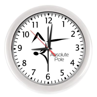 Настенные часы Absolute Pole