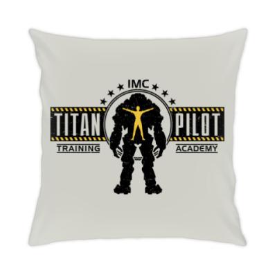 Подушка Battlefield Titan Pilot