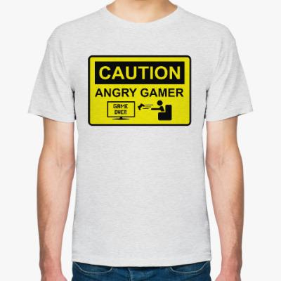 Футболка Angry Gamer