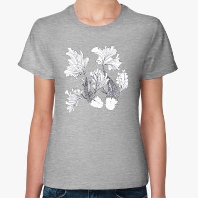 Женская футболка Женская футболка Fruit of the