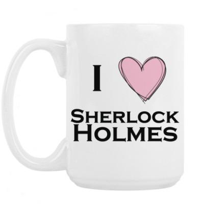 Кружка 'Шерлок Холмс'