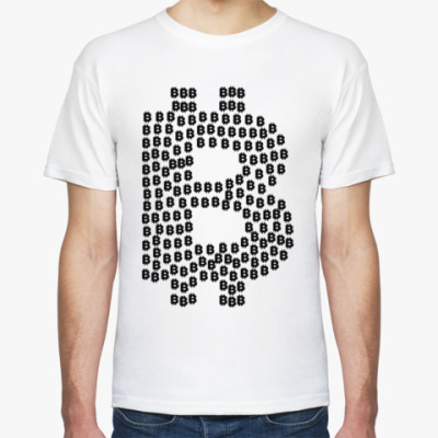 Футболка Bitcoin