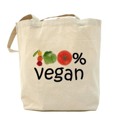 Сумка 100% vegan