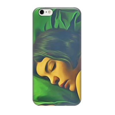 Чехол для iPhone 6/6s Амели из Монмартра