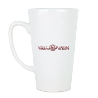 Чашка Латте Halloveen