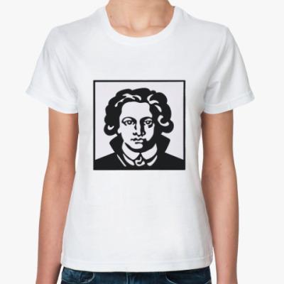 Классическая футболка Гёте