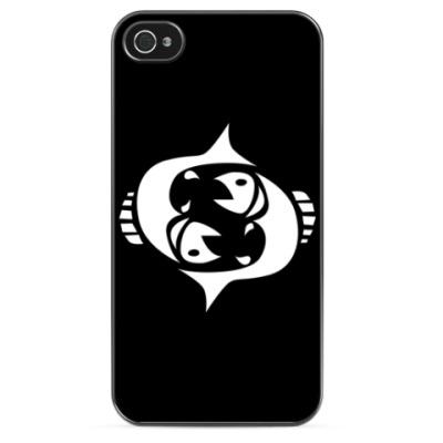 Чехол для iPhone Знаки зодиака: Рыбы
