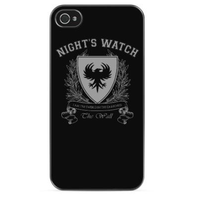 Чехол для iPhone Night's Watch