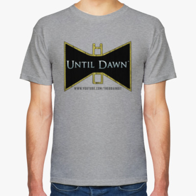 "Футболка Мужская футболка ""Until Dawn"""