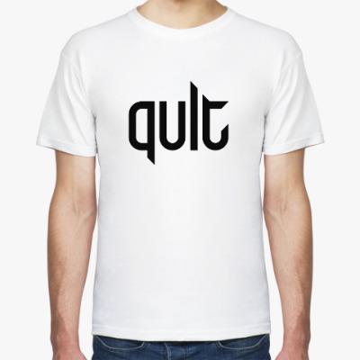 Футболка QULT3