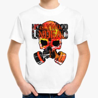 Детская футболка Hollywood Undead Gas Mask