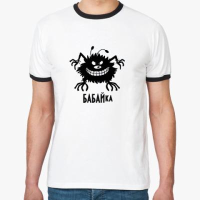 Футболка Ringer-T Бабайка