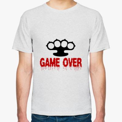 Футболка Game over