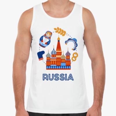 Майка Russia, Россия