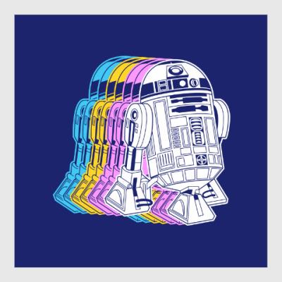 Постер R2D2