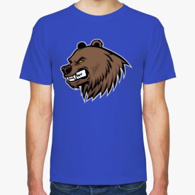 Футболка Angry Bear