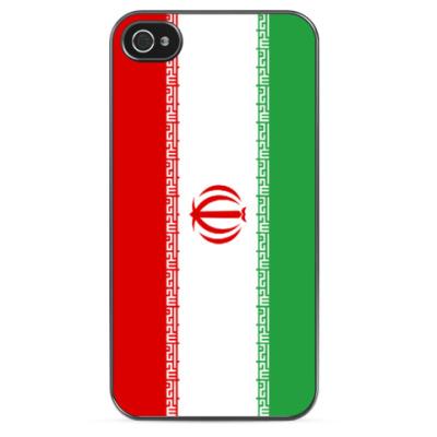 Чехол для iPhone Флаг Ирана